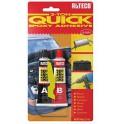 ALTECO 3-TON Quick Epoxy / 64g blistr, dvousložkový 4min. epoxid s kovovým plnidlem