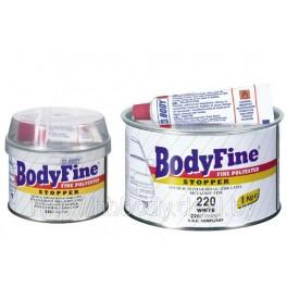 Bodyfine 220 - Velmi jemný polyesterový dvousložkový stěrkový tmel