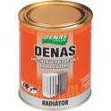 DENAS Radiátor 0,7 KG - speciální vodou ředitelný rychleschnoucí email na radiátory