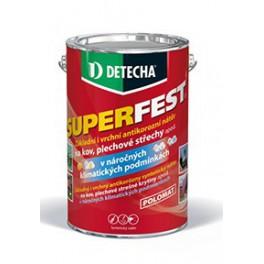 Detecha Superfest červenohnědý 2,5 kg