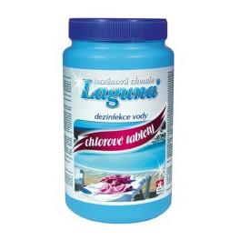 Laguna chlorové tablety 1 KG - dezinfekční přípravek pro celosezónní údržbu vody ve všech typech bazénů