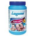 Laguna Triplex tablety 3v1 - k pravidelné dezinfekci bazénové vody s víceúčelovým užitím