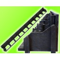 Neviditelný obrubník 100 (1000 x 85 x 100 mm)