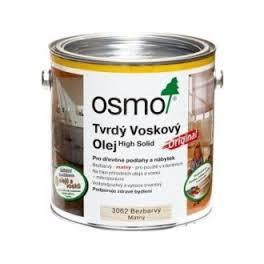 Osmo olej -Tvrdý voskový olej Osmo original 2,5 L + ŠTĚTEC PROFI ZDARMA