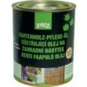 PNZ Ošetřující olej na zahradní nábytek (PNZ.GARTENHOLZ-PFLEGE-ÖL) 0,75 L