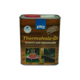 PNZ Olej na tepelně ošetřené dřevo (PNZ THERMOHOLZ-ÖL) 0,75 L