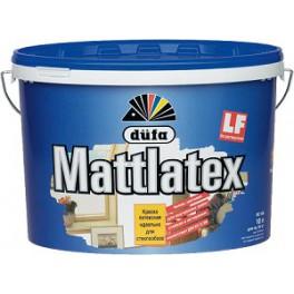 Düfa Mattlatex plus - Latexová barva matná D422 10 L