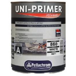 PELLACHROM - UNI Primer A+B 2,5 L - vysoce odloný dvousložkový polyuretanový základ na lodě a laminát