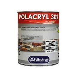 PELLACHROM - Polacryl 302 (PU-302) 0,75L transparentní - polyuretanový lak na kamenné povrchy