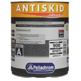 PELLACHROM - ANTISKID A+B BÍLÁ 2,5 L - dvousložkový polyuretanový protiskluzový nátěr