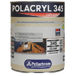 PELLACHROM - POLACRYL 345 2,5 L - LODNÍ LAK