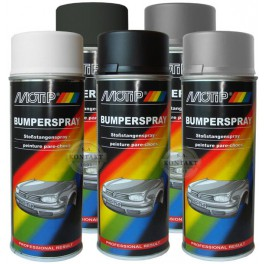 MOTIP Sprej na nárazníky 400 ml - Bumper spray