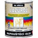 LAZUROL NAPOUŠTĚCÍ OLEJ S1039 0,75 L