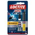 Loctite Super Attak All Plastics - Speciál na všechny druhy plastů