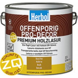 Herbol Offenporig Pro-Décor ZQ 5 L