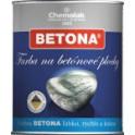 U 2043 BETONA 4,5 L - barva na betonové plochy