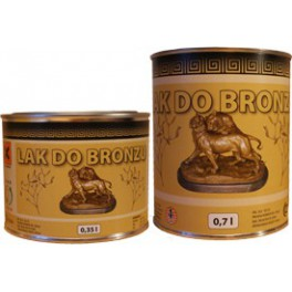 Lak do bronzu 0,35 L