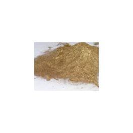Mosazný prášek (zlatý) do bronzu 1 KG (na zlacení jmelí)