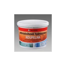 Jednosložková hydroizolace KOUPELNA 5 KG