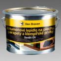 Bitumenové lepidlo na plechy, parapety a klempířské prvky DenBit EN 9 KG