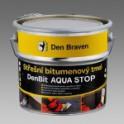 Střešní bitumenový tmel DenBit AQUA STOP 1 KG
