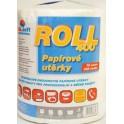 Papírové utěrky ROLL 400 (v roli 388 útržků, 76 m)