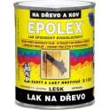 EPOLEX LAK NA DŘEVO S1300 LESK 2,5 KG (BEZ TUŽIDLA)