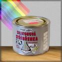 Silikonová stříbřenka 500C - barva žáruvzdorná 350 G