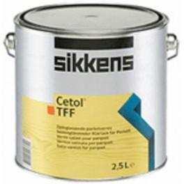 Sikkens Cetol TFF 2,5 L - Parketový vodouředitelný lak