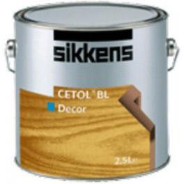 Sikkens Cetol BL Decor 2,5 L - Tenkovrstvá lazura pro interiérové použití