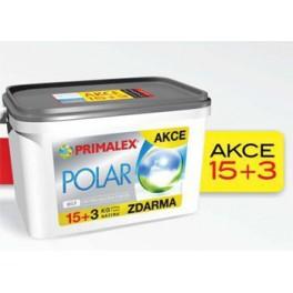 Primalex Polar 15+3 kg ZDARMA AKCE (18 kg)