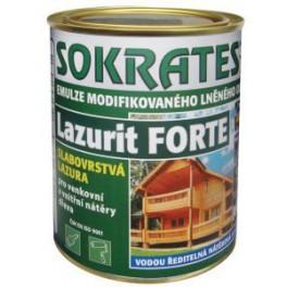 SOKRATES lazurit FORTE 4 kg - Emulze modifikovaného lněného oleje