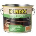 BONDEX EXTREME DECKING OIL 2,5 L - Rychleschnoucí ochranný olej