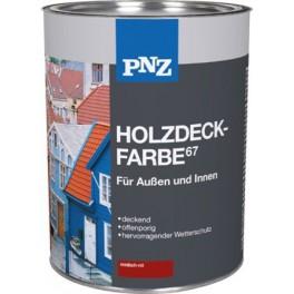 PNZ Holzdeckfarbe - Krycí přírodní olej 0,75 l