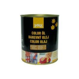 PNZ Barevný olej na dřevo