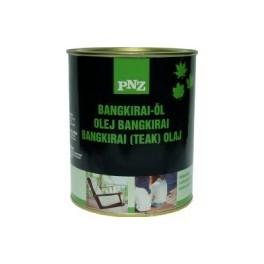 PNZ Olej bangkirai ( PNZ BANGKIRAI-ÖL)
