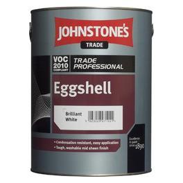 Eggshell - Vrchní pololesklá barva syntetická